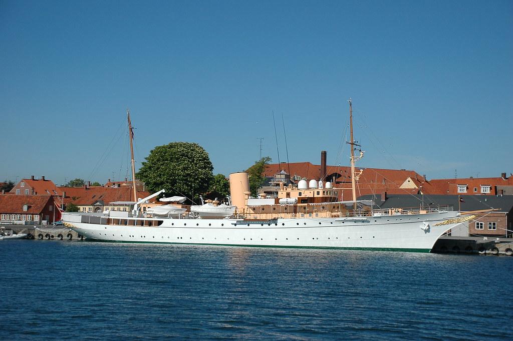 Her Danish Majesty's Yacht Dannebrog