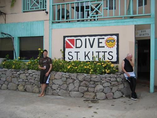 St. Kitts Dive Shop