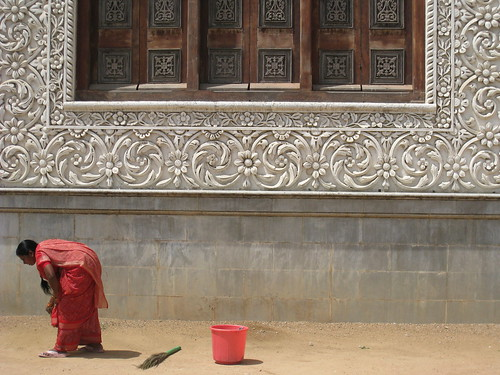 Keeping the Palace Clean in Chowmalla