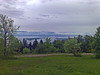Lake geneva from Juras