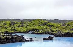 Blue Lagoon (maroma) Tags: blue azul lava iceland islandia lagoon laguna bluelagoon mywinners abigfave