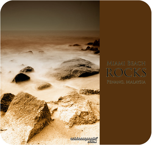 Miami Beach ROCKS!! (by Sir Mart Outdoorgraphy™)