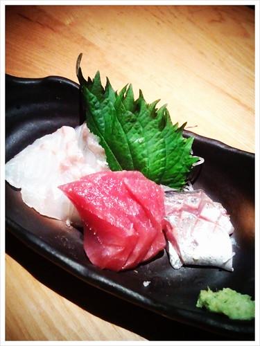 sashimi!