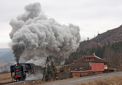 SD 556 036 (maurizio messa) Tags: railroad railway trains steam slovensko bahn slowakei mau tatra ferrovia treni dampf slovacchia vapore nikond90 sd trenospeciale 556036 teamlorie eskoslovensksttndrhy