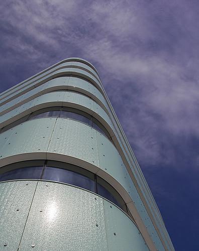 Hellerup building