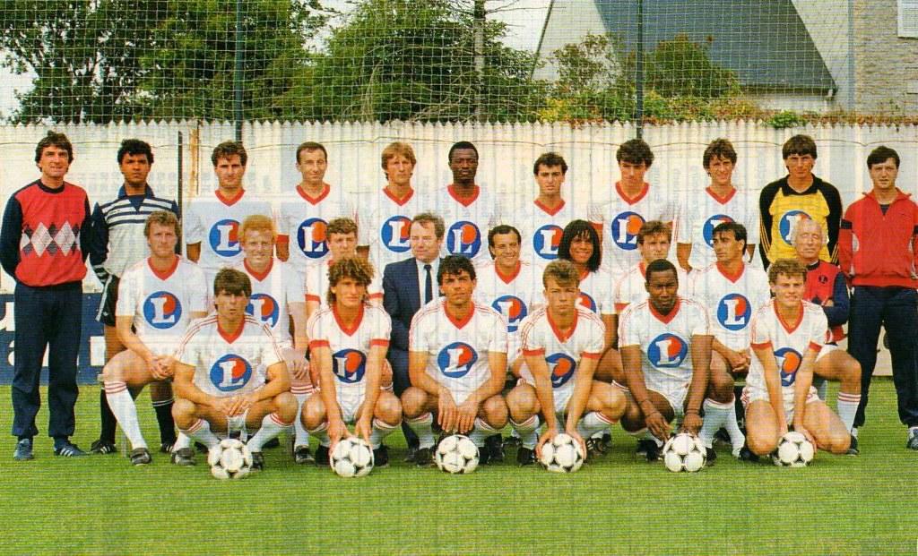 Brest 1984-85