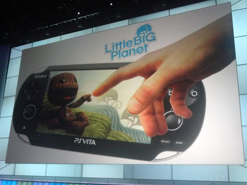 Little Big Planet Goes Vita With Touch Screen Controls