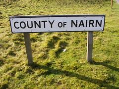 County of Nairn