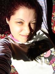 too much sun (deadoll) Tags: woman sun sol beautiful ego myself eyes mulher sunny olhos greeneyes pocket dye clarissa clas cla clari cabelos selfego dyehair egoshots toelho deadoll cabeloscoloridos clarissarossarola rossarola clarossarola cladeadoll deadoll13 cutelittledead