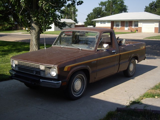 ford pickup courier 1979
