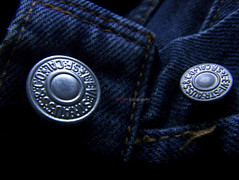 Chic (isyamuddin) Tags: fashion fly cool designer buttons jeans malaysia button levi gaya zipper chic trademark levis malaysian zip pahang esprit buttonfly seluar