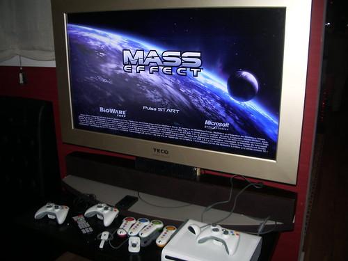 Mass Effect en Xbox & Blogs