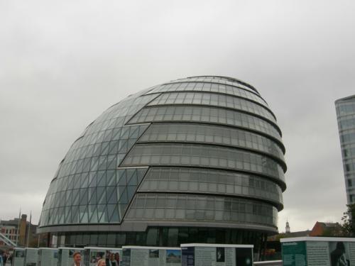 El huevo de Ayuntamiento de London City