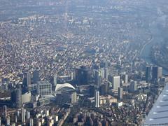 La défense vue du ciel (2) (Co1nCo1n) Tags: paris tower buildings tour cbd ladéfense centralbusinessdistrict puteaux courbevoie parisladéfense centredaffaires