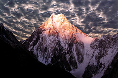 Morning Glory at Gashabrum iv (ghazighulamraza) Tags: you winner hunza definitely gilgit landscapephotography wonderworld anawesomeshot historyofpakistan diamondclassphotographer northerareasofpakistan pakistanilandscapephotographer ghazighulamraza pakistanilandscapre