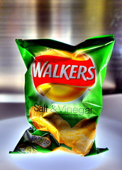 Salt & Vinegar (elementalPaul) Tags: red green pentax tripod crisps walkers hdr saltvinegar walkerscrisps photomatixpro 5xp k10d pentaxk10d