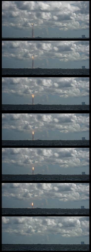 STS-120 Liftoff
