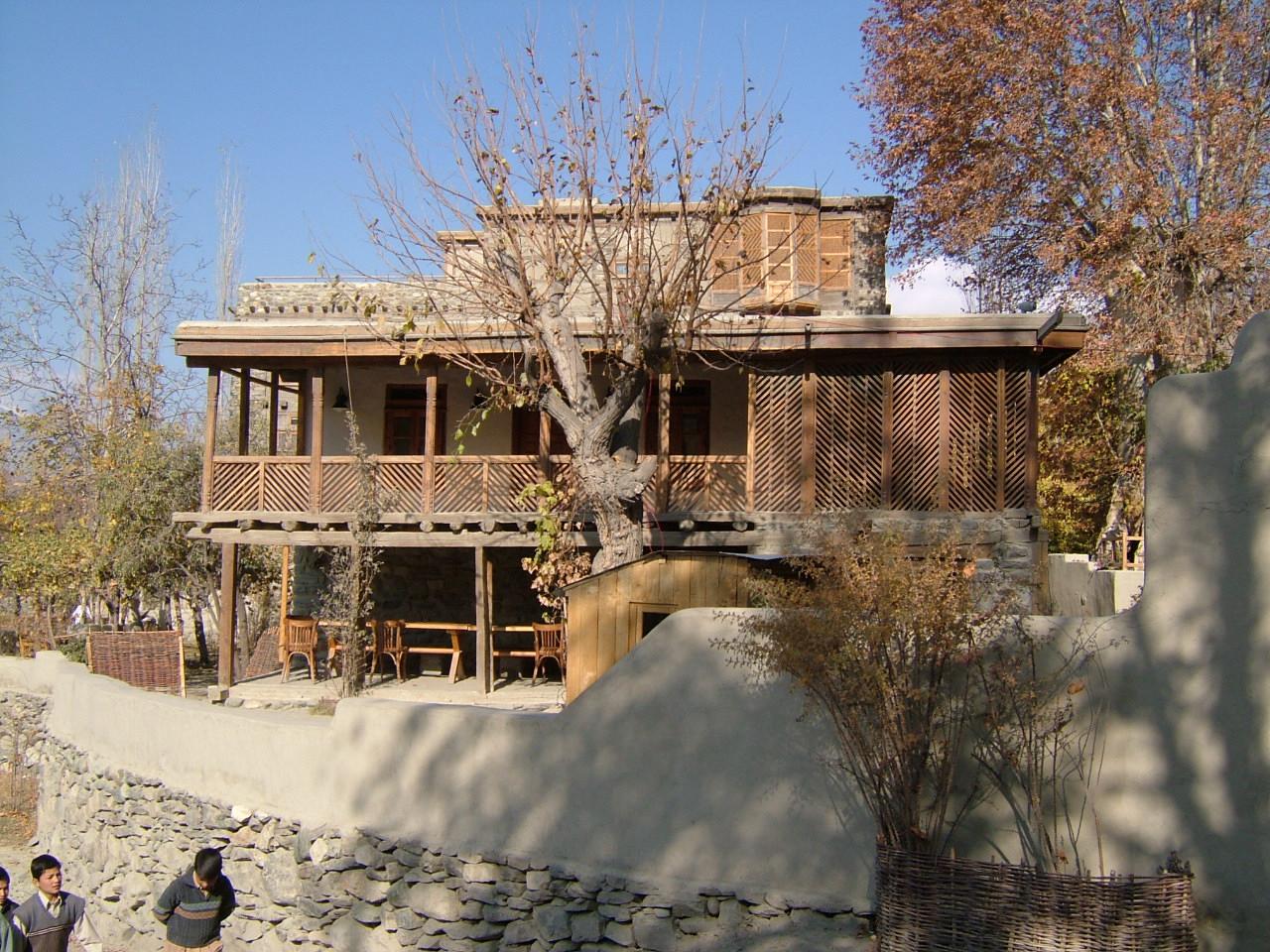 2049847142 b227bbd0a3 o - Shigar Fort Residence Baltitstan
