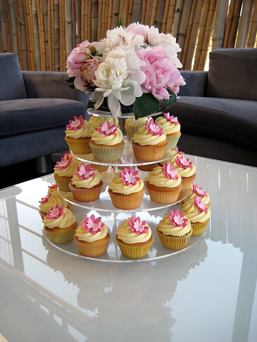Summer Bridal Shower - Mag shoot by The Cupcake Princess.