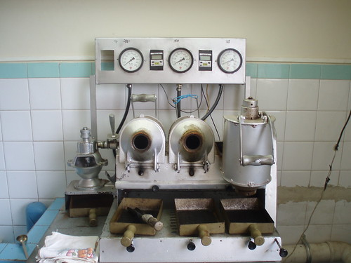 Akio's Sample Roaster
