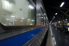 Night Train (stinkotronic magic) Tags: window station train thailand bangkok chiangmai lpwindows