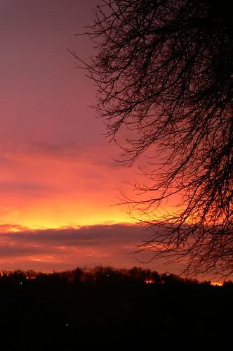 Hilltop Sunset II