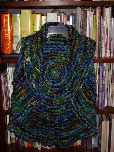 Crafty Girlz My Funky Circle Vest
