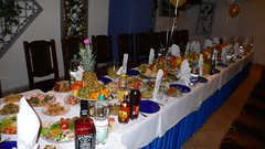 Table At The Reception