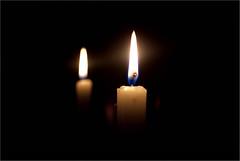 due candele (matteoprez) Tags: color colour home candles colore interior olympus 24mm om matteo candele zd prezioso esystem e410 matteoprezioso
