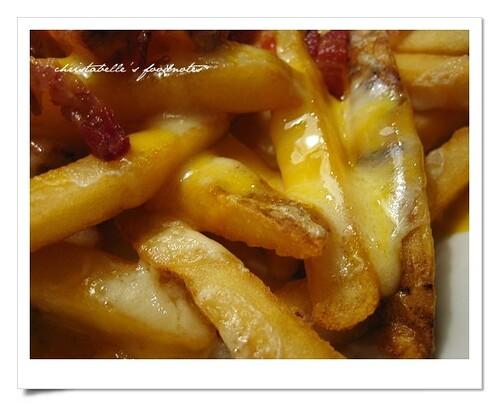 Outback澳美客美式起司薯條仔細看