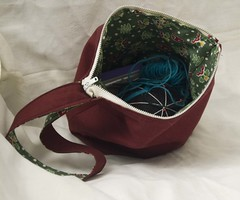 temari ball bag