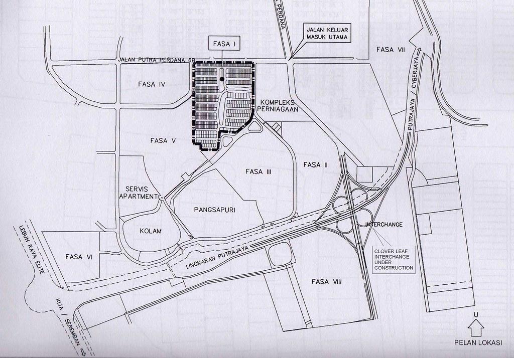 Malaysia real estate view topic property hotspot putrajaya nusaputra masterplan ccuart Images