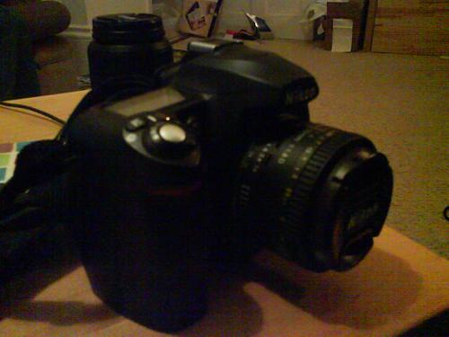 January 7th: My camera's new toy