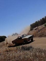 Datsun Slidin (kneesamo) Tags: lake elizabeth pickup slide 1600 1973 datsun drift butterscotch 620 l20b bulletside pl620