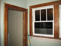 Stripping windows