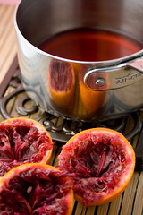 Blood Orange Syrup