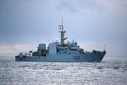 33-Canadian Patrol Ship Royal Roads