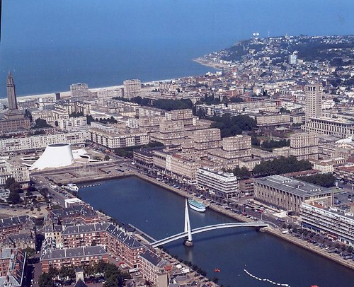 Le Havre Ferry Port / Terminal Guide - Brittany Ferries