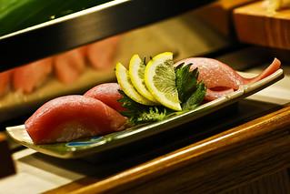 O-toro Nigiri Sushi