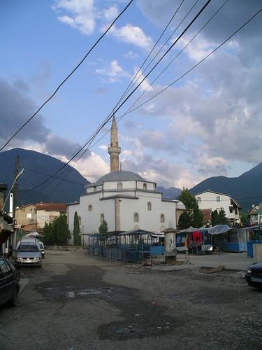 qarshi xhami, mosque, masjid, peja kosova