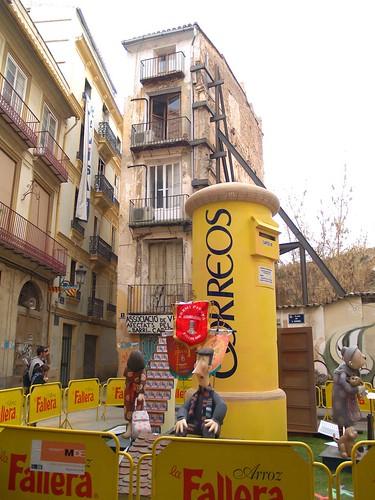Mejor Falla 2008 (Plaça de l'Àngel) 01