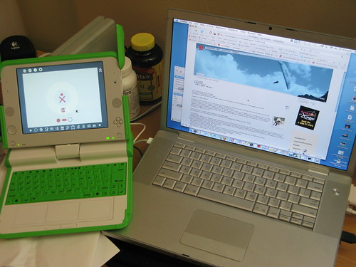OLPC vs MB Pro