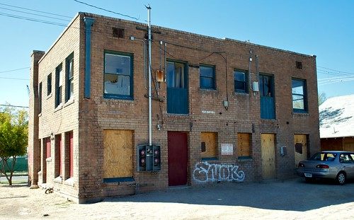 Downtown Encroaches