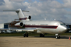 Bourget 727-100 N908JE (ThreeForty) Tags: boeing lbg bourget 727 trijet lebourget 727100 lfpb n908je
