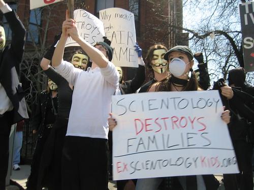 Scientology Destroys Families