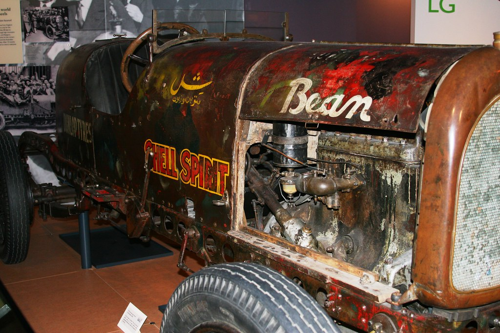 Bean Car, Record Breaker across Australia