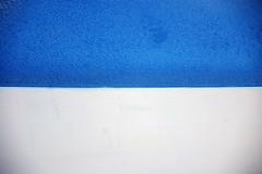 sidonie:costa azul (visualpanic) Tags: blue white abstract port puerto ship abril minimal blau 2008 maresme blanc limits velero vaixell masnou veler