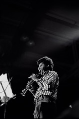 Anthony Braxton - Sopranino saxophone (Tom Marcello) Tags: photography jazz saxophone soprano jazzmusicians freejazz anthonybraxton jazzplayers jazzphotos loftjazz jazzphotography jazzphotographs tommarcello