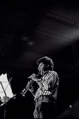 Anthony Braxton - Sopranino saxophone (Tom Marcello) Tags: photography jazz saxophone soprano jazzmusicians freejazz anthonybraxton jazzplayers jazzphotos loftjazz jazzphotography jazzphotographs tommarcello