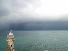 Ekaitza (Arrano) Tags: storm geotagged faro day tormenta zb euskalherria basquecountry baskenland paysbasque lekeitio pasvasco paesibaschi ekaitza santakatalina leaartibai  ilobsterit